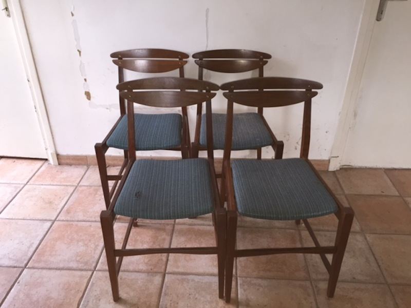 Palissander Chairs